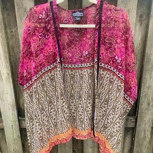 Angie Kimono Gorgeous colors